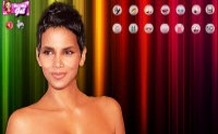 Halle Berry Dress-up