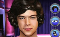 Harry Styles Dress-up