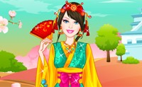 Japanese Princess