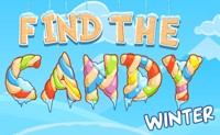 Find The Candy: Winter
