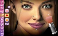 Amanda Seyfreid true Make Up